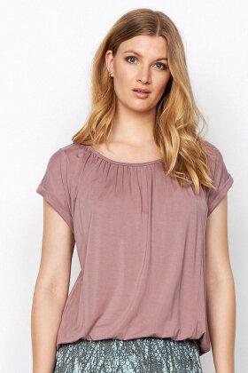 SOYACONCEPT - Sc-Marica 4 - T-shirt - Lyocell - Gammel Rosa