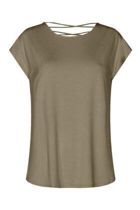 SOYACONCEPT - Sc-Marica 39 - T-shirt - Lyocell - Army