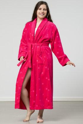 JBA KÅBER - Malmå Kåbe - Bomuldsfrotte - Pink