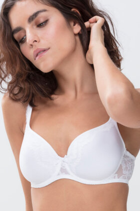 MEY - Amazing Spacer Bra wp - Full Cup - Bøjle Bh Foring - Hvid