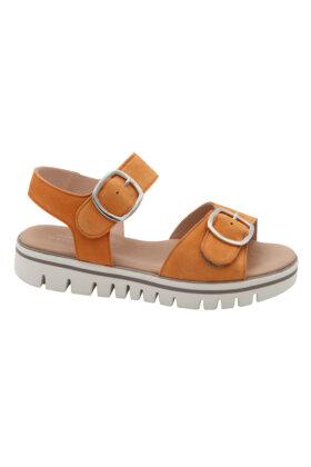 RELAXSHOE - Orange Sandaler
