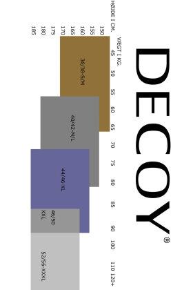 DECOY - Capri Leggings - Mesh & Dots 50D - Sort