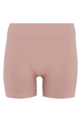 DECOY - Korte Leggings - Seamless Hotpants - Rosa