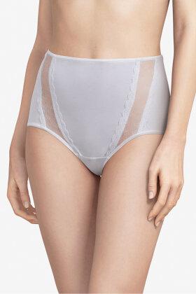 FEMILET - Maxi Trusse - Basic Lace Cotton - Hvid