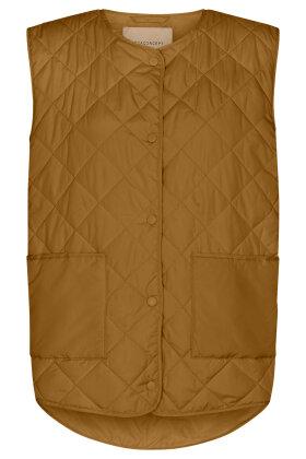 SOYACONCEPT - Sc-Randi 1 - Quiltet Vest - Brun