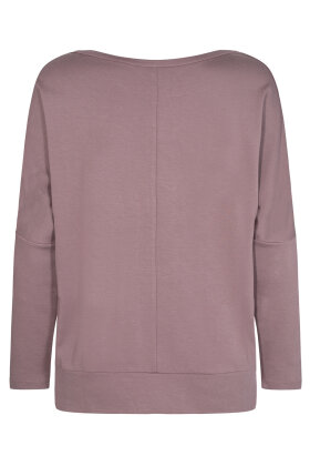 SOYACONCEPT - Sc-Rabine 1 - Langærmet T-shirt - Gammel Rosa