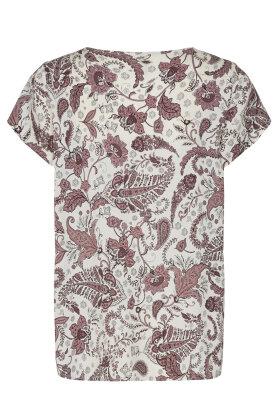 SOYACONCEPT - Sc-Sammy 29 - Print T-shirt - Gl Rosa