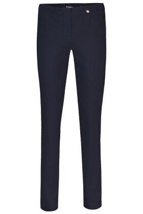 ROBELL - Bella - Stumpebuks - Slim Fit - Mørkeblå