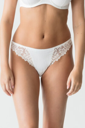 PRIMADONNA - Deauville Thong - String - Off White