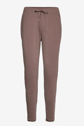 TRIUMPH - Climate Control Trousers - Pyjamas Bukser - Mørksand