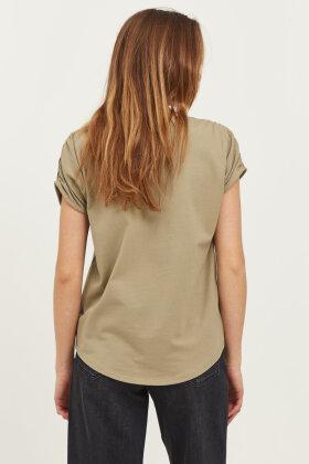 PULZ - Pz-Janica T-shirt - Khaki