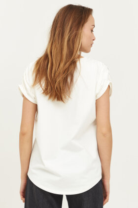 PULZ - Pz-Janica T-shirt - Off White