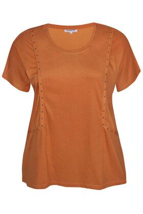 ZHENZI - Belen 016 - T-shirt - Orange