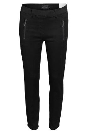 BRANDTEX - Jeans - Shaping - Slim Fit - Sort