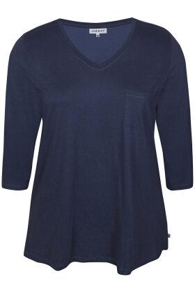 ZHENZI - Alberta 301 - T-shirt - Blå