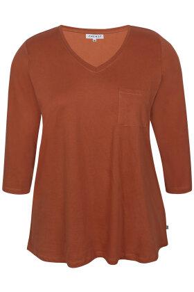 ZHENZI - Alberta 301 - T-shirt - Orange