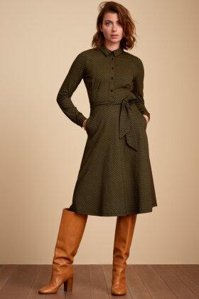 KING LOUIE - Sheeva Dress Afternoon - Jersey Kjole - Karry