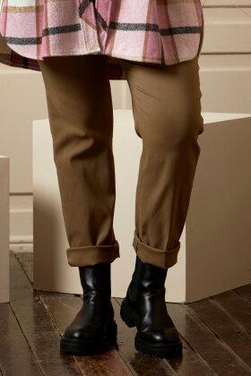 ZHENZI - Salsa 136 Jeans - Normal Fit - Narrow Leg - Brune