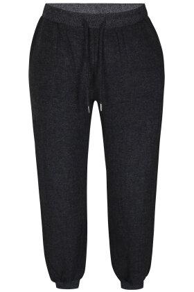 ZHENZI - Cate 505 - Comfy Pants - Mørkegrå