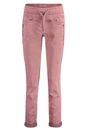 RED BUTTON - Tessy Jog Jeans - Wild Rose - Rosa