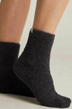 FEMILET - Cosy Sock - Mørkegrå