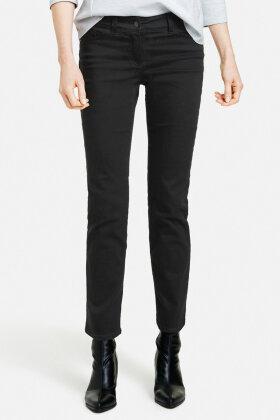 GERRY WEBER - Best4me Jeans - Slim Fit - Sort