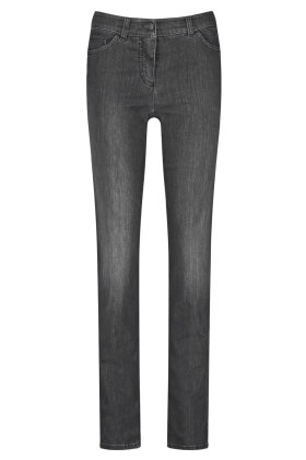 GERRY WEBER - Best4me Jeans - Slim Fit - Grå