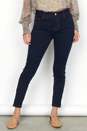 SOYACONCEPT - Sc-Tanja Patrizia 1-B - Bukser - Jeans Cut - Mørkeblå