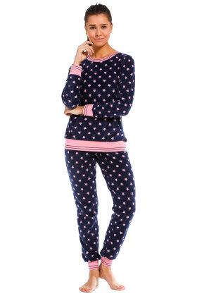 REBELLE - All Stars PJ - Pyjamas - Mørkeblå