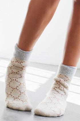 HYPE the DETAIL - Logo Cosy Socks - Hyggesokker - Sort