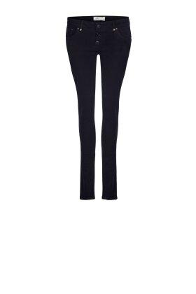PULZ - Rosa Skinny Jeans Sort