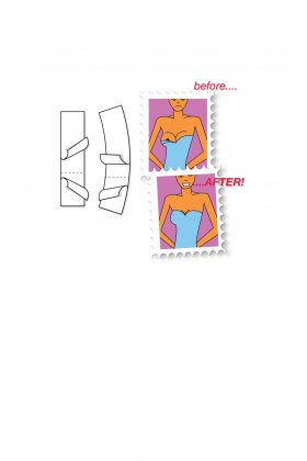 MAGIC BODYFASHION - Dress Tape - Body Tape