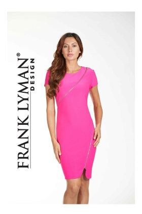 FRANK LYMAN - Pink Lady Dress
