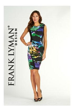 FRANK LYMAN - Liquid Print Dress
