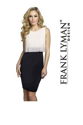 FRANK LYMAN - Two Piece Look Dress