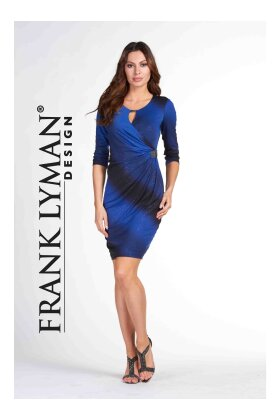FRANK LYMAN - Northern Skies Dress