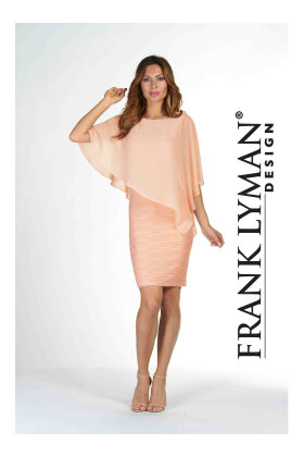 FRANK LYMAN - Roses Dress