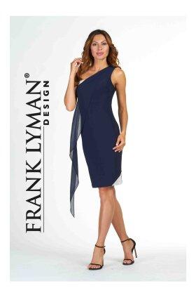 FRANK LYMAN - One Shoulder Dress