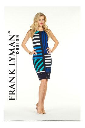 FRANK LYMAN - Stripe Kjole