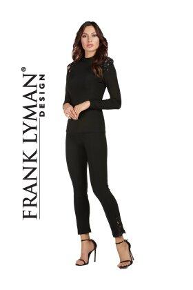 FRANK LYMAN - Elegant Buks med Blonde Sort